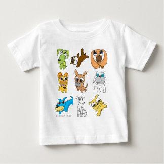 Adorable Dogs Infant T-Shirt