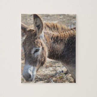 Adorable Donkey Jigsaw Puzzle