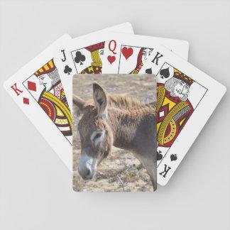 Adorable Donkey Poker Deck