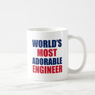 Adorable Engineer Coffee Mug