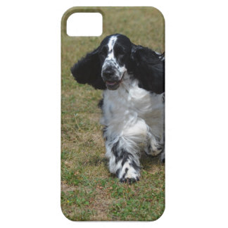 Adorable English Cocker Spaniel Barely There iPhone 5 Case