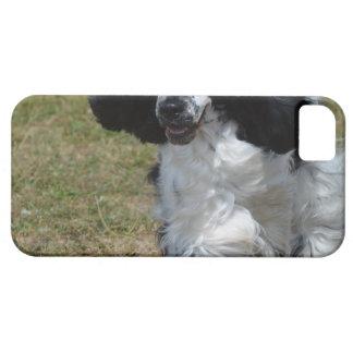 Adorable English Cocker Spaniel iPhone 5 Cases