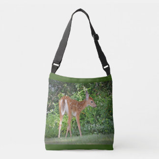 Adorable Fawn Crossbody Bag