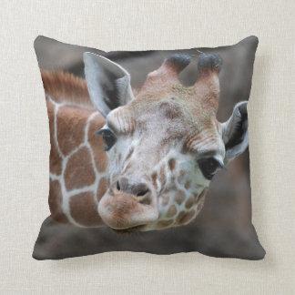 Adorable Giraffe Pillow