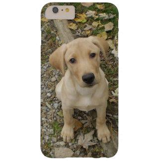 Adorable Golden Labrador Retriever Puppy Barely There iPhone 6 Plus Case