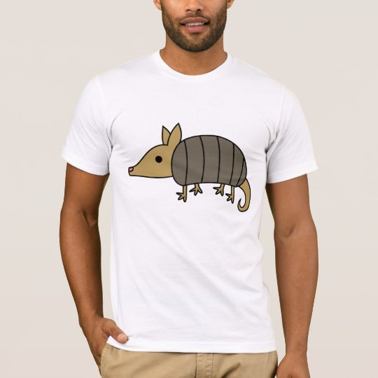 Adorable Kawaii Armadillo shirt