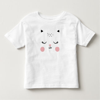 Adorable Kitty Toddler T-Shirt