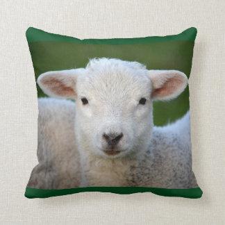 Adorable Lamb Cushion