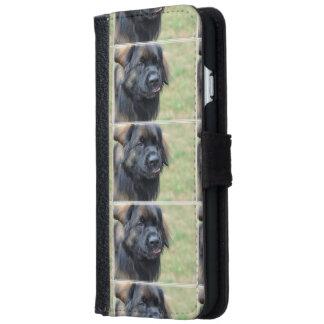 Adorable Leonberger iPhone 6 Wallet Case