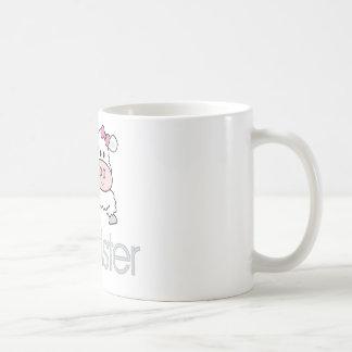 Adorable Little Sister Sheep T-shirt Coffee Mugs