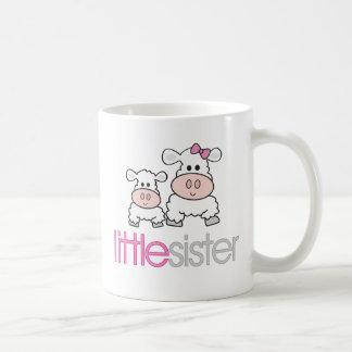 Adorable Little Sister Sheep T-shirt Mug