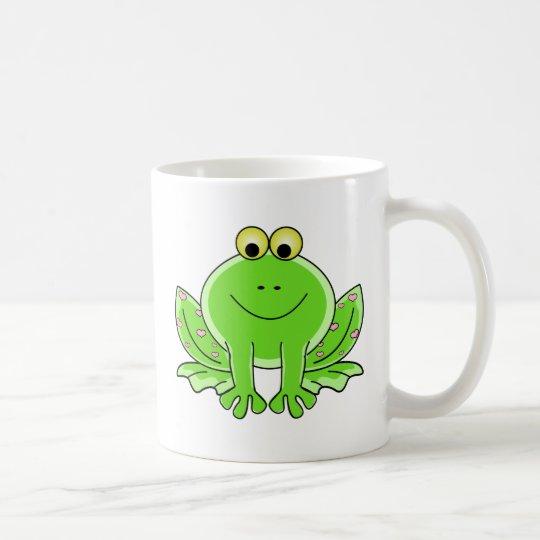 Adorable Lovely Frog Animal Lovers Coffee Mug