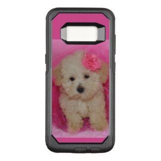 Adorable Maltipoo Puppy Phone Case OTTERBOX