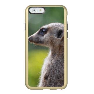 Adorable Meerkat Incipio Feather® Shine iPhone 6 Case