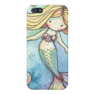 Adorable Mermaid iPhone Case iPhone 5 Cases