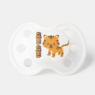 Adorable Mew Mew Kitten Pacifier