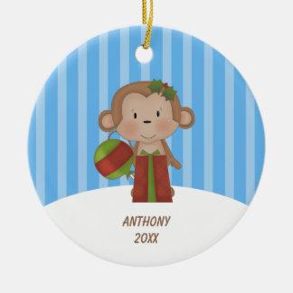 Adorable Monkey  Ornament