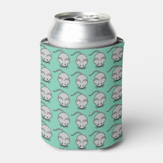 Adorable Mouse Can Cooler