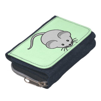 Adorable Mouse Wallets