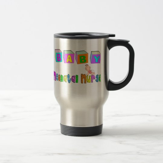 Adorable Neonatal Nurse Gifts Travel Mug