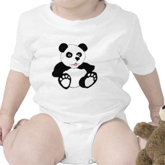 Adorable Panda Tees