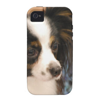 Adorable Papillon Case-Mate iPhone 4 Covers