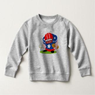 Adorable patriotic American football player design Sweatshirt