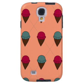 Adorable Peach Ice Cream Phone Case