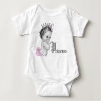 Princess Baby Girl Shirts