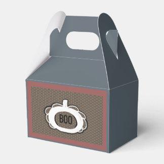 Adorable Primitive Halloween Treat Boxes. Favour Box