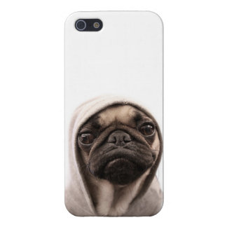 Adorable Pug Cover For iPhone 5/5S