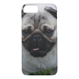 Adorable Pug iPhone 7 Case