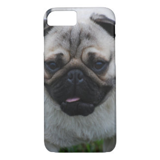 Adorable Pug iPhone 8/7 Case