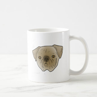 Adorable Pug. Mugs
