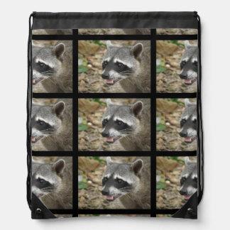 Adorable Raccoon Backpacks