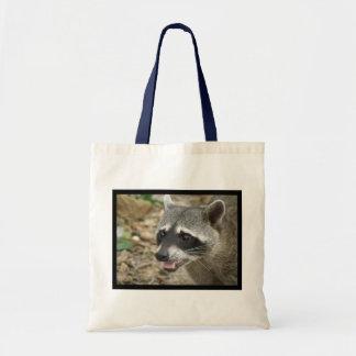 Adorable Raccoon Bags