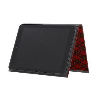 Adorable Red Christmas tartan Powis iPad Air 2 Case