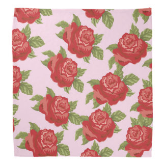 Adorable Rose Bandana