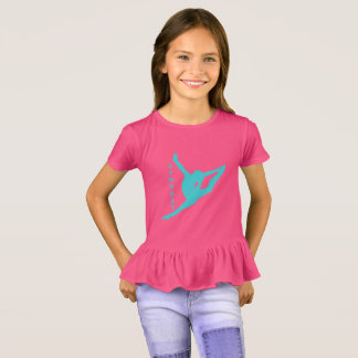 Adorable Ruffle Gymnast Shirt