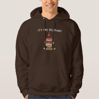 Adorable Rustic Custom Sock Monkey Party Shirt