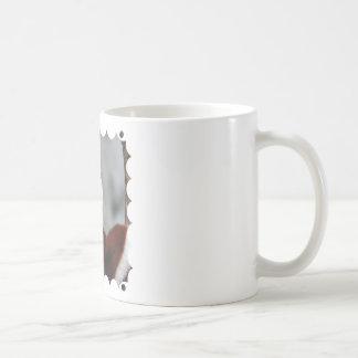Adorable Safika Lemur Basic White Mug