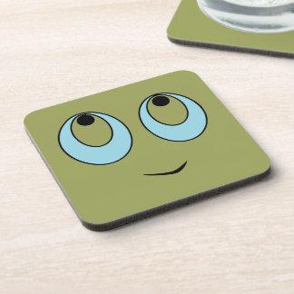 Adorable Smiley Coasters