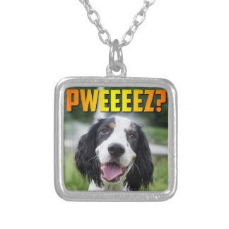 *Adorable* Springer Spaniel Puppy Premium Pendant