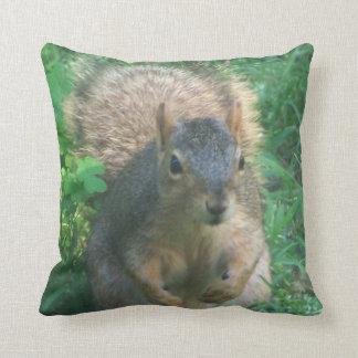 Adorable Squirrel Pillow