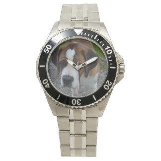 Adorable St Bernard Watches