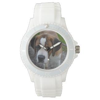 Adorable St Bernard Wristwatch