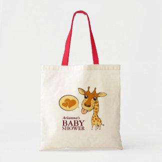 Adorable Sweetheart Giraffe Baby Shower