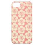 Adorable Vintage Floral Case Case For iPhone 5C