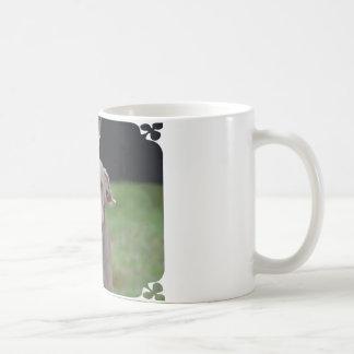 Adorable Weimaraner Coffee Mug