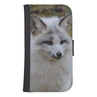 Adorable White Fox